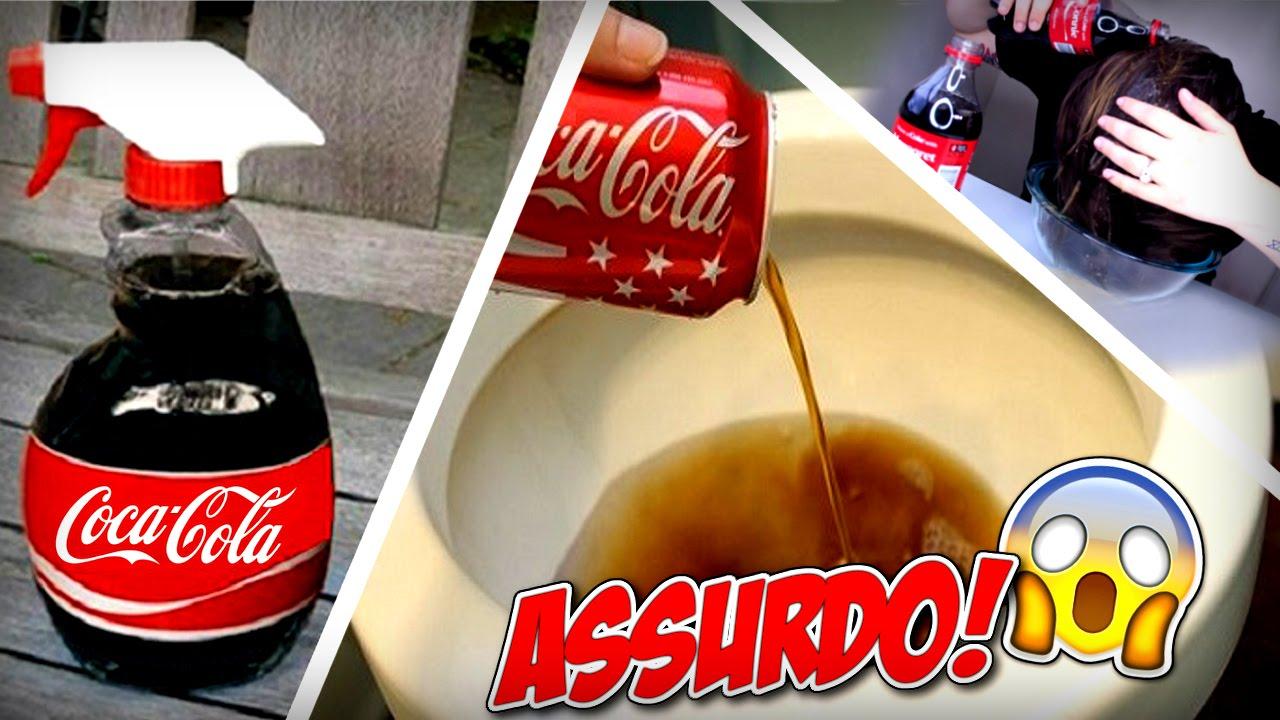 Download 10 Utilizzi SHOCK della Coca-Cola!