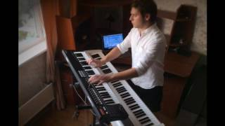 Download Symphony X - Awakenings (Keyboard cover) MP3 song and Music Video