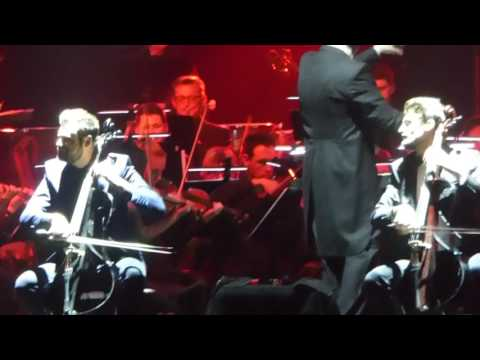 2Cellos  Chariots Of Fire Live Milano Assago 30 3 2017