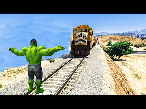 Hulk aur Train - Hulk vs Train