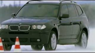 BMW X3 Test Video