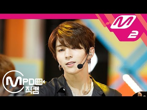 [MPD직캠] 골든 차일드 와이 직캠 'Genie' (Golden Child Y FanCam) | @MCOUNTDOWN_2018.10.25