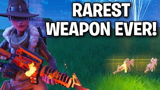 J'ai recyclé l'arme RAREST JAMAIS!!! 😱🤯😦 (Scammer Get Scammed) Fortnite Save The World