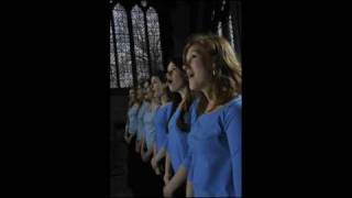 "Britten:  A Ceremony of Carols - ""This Little Babe"""