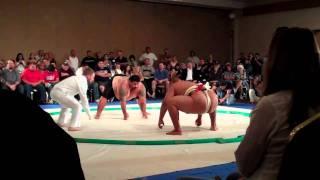 Sumo Randy vs Byambajav (World Champ) - Loss