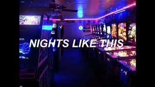 Nights Like this (Empty Arena) — Kehlani ft Ty Dollar Sign