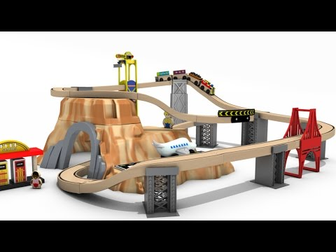 Thumbnail: toy train set for children - Trains for kids - trains for kids - chu chu - choo choo train