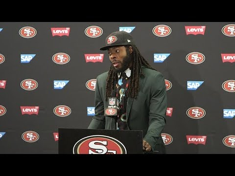 Richard Sherman doubles down on decision to fight Bears sideline ... cfe469844