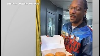 Beyond Meat soars as Dunkin' unveils Snoop Dogg approved sandwich