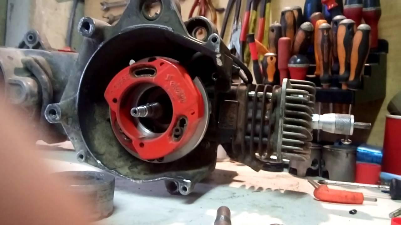 Tuto pour caller allumage rotor interne