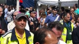 Protezione Civile Gruppo Lucano, Settembre 2014