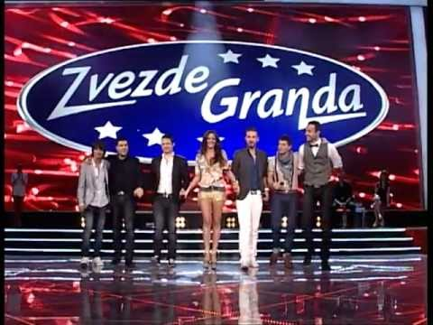 Milica Pavlovic, Steva, Joca i Domic - Rado bi te mi - Zvezde Granda - (TV Pink)