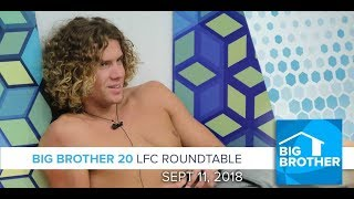 BB20 | LFC Roundtable - Sept 11, 2018