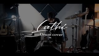 LATHI - WEIRD GENIUS (ft. Sara Fajira) Drum Cover | By Sugik Mahendra