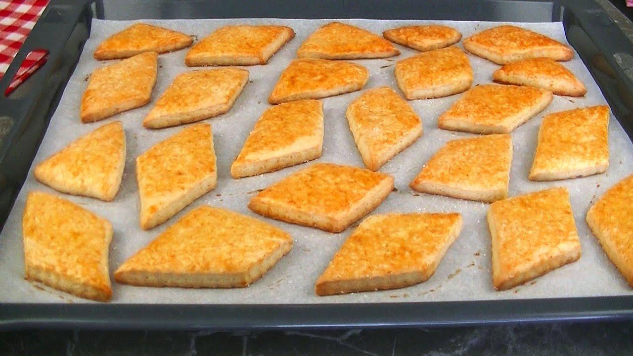 ПЕЧЕНЬЕ которое не надоедает и не черствеет - Идеальное печенье на каждый день!