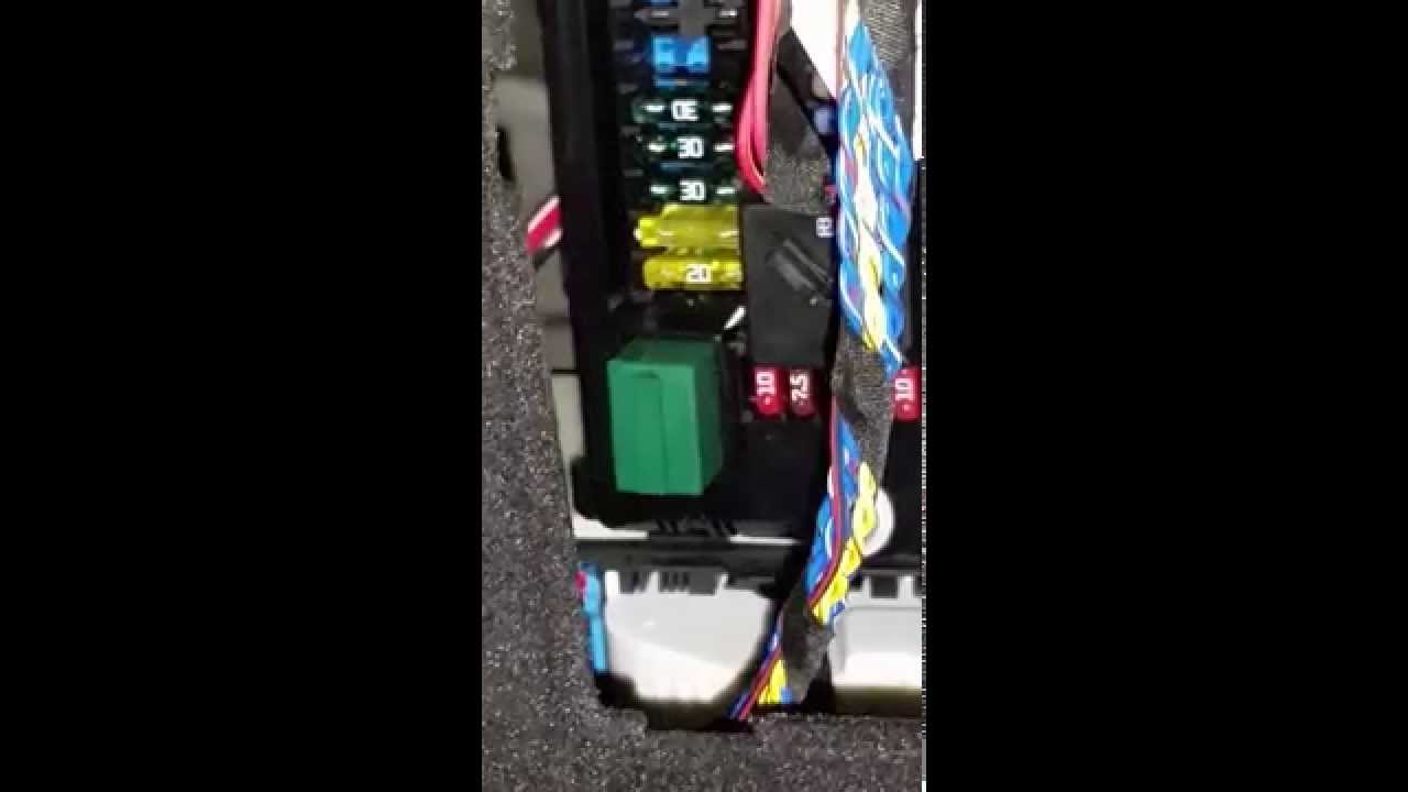 hight resolution of rover mini fuse box location