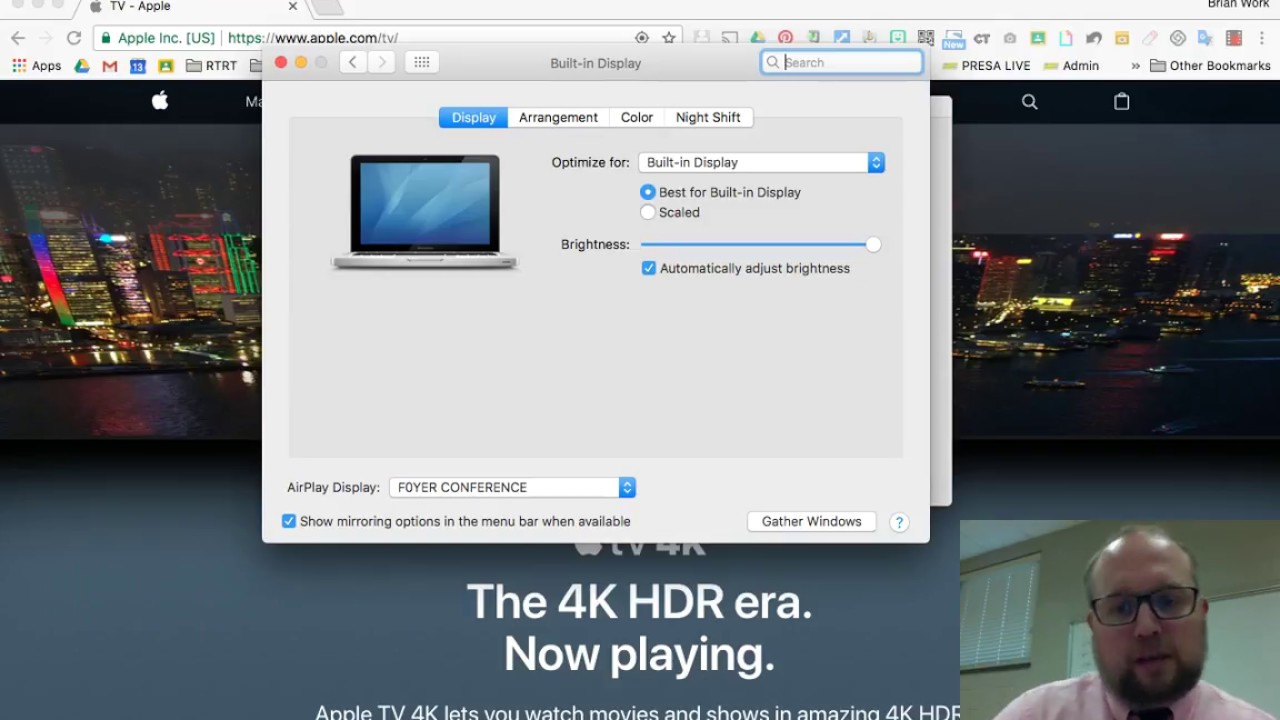 airplay su mac
