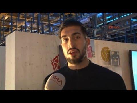 """Liverpool'un yıldızı Emre Can: """"Cenk Tosun'un harika işler yapacağını düşünüyorum"""""""
