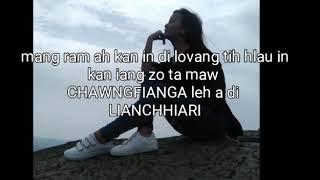 Haze Dec Fanai - Thinlunga Inzawm(Lyrics)