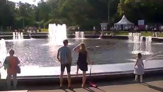 Парк Сокольники Москва Живая музыка