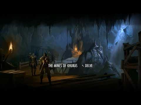 The Elder Scrolls Online Walkthrough Part 21 - Through A Veil Darkly (No Commentary)