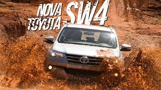 TESTE - Nova Toyota SW4 2016 - CARPLACE TV