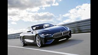 BMW Concept 8 Series | 1080p | Image Compilation HD