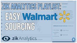 Sourcing Hot Walmart Items With Zik Analytics   eBay Dropshipping 2019