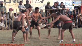 BURJ NAKLIAN (Raikot - Ludhiana) Kabaddi Tournament - 2014.