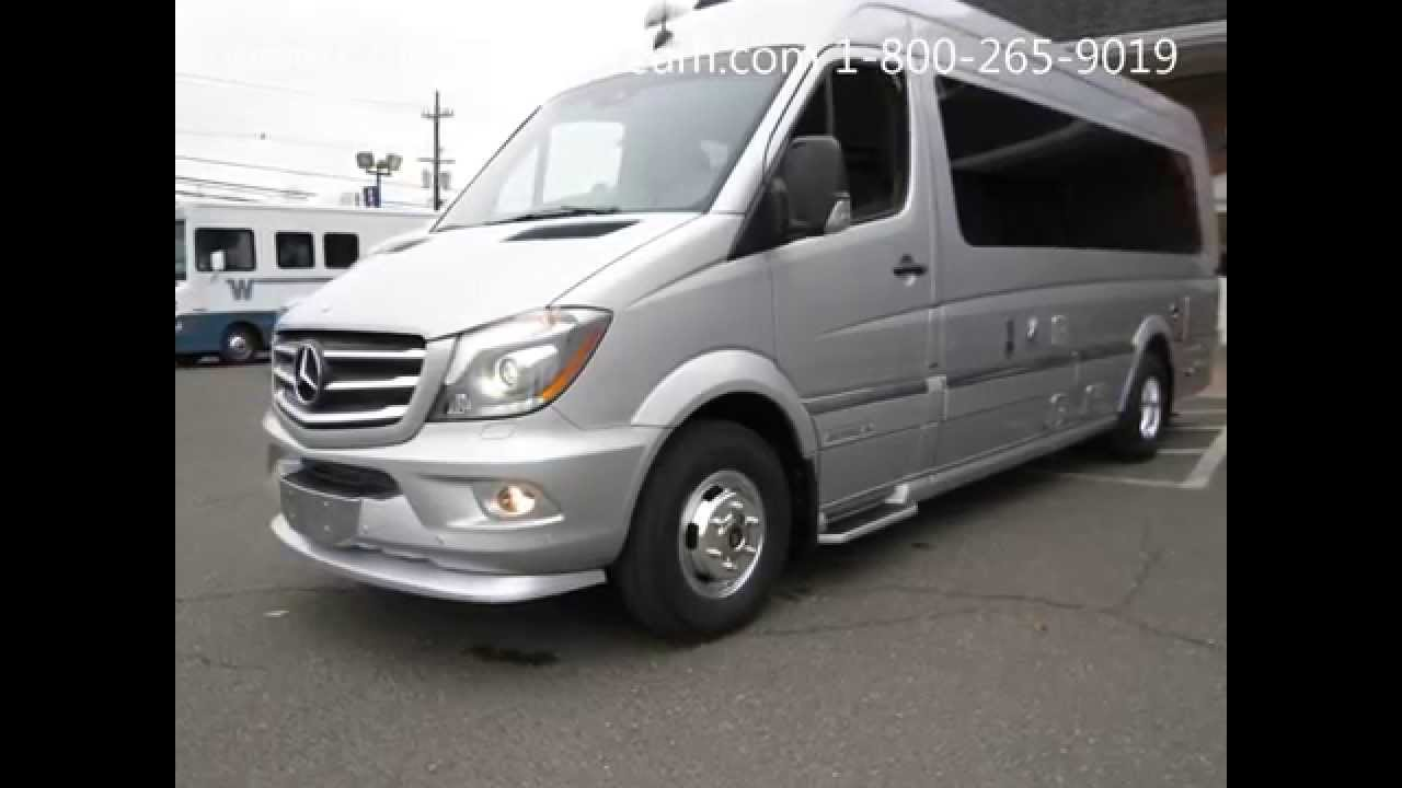Mercedes Sprinter Rv >> Mercedes Benz Sprinter Airstream Interstate Grand Tour Rv