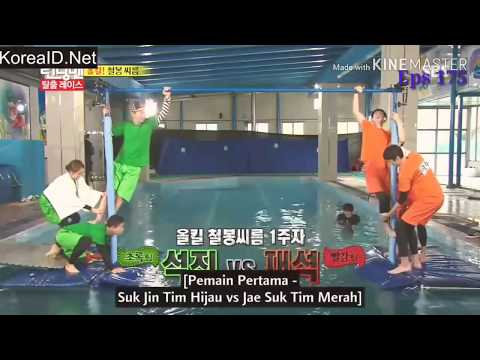 Running Man Funny Moment Full Sub Indo
