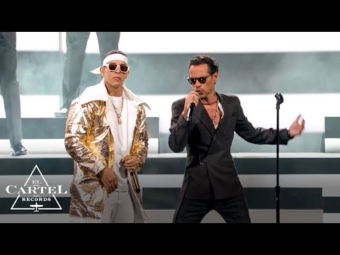 Daddy Yankee y Marc Anthony (Premio Lo Nuestro 2021 ) – En Vivo