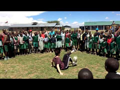 Kenya 2015 - Freestyle and Travel