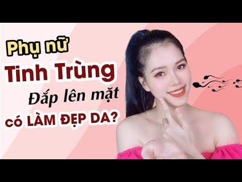 [Sự thật] Phụ nữ đắp Tinh Trùng lên mặt có làm đẹp, trắng mịn da?   Thanh Hương Official