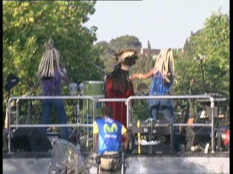 Carnaval movistar Carlinhos Brown 2005 (5 ciudades en 3 meses 2.000.000 millones de personas)