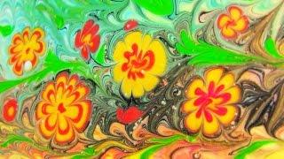Рисование на воде, интересное видео(Очень любопытная техника - рисование на воде. Смесь творчества и шоу. Интересно, зрелищно, необычно. Здесь,..., 2015-07-25T16:14:43.000Z)