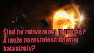 Asteroidy orbitujące wokół Marsa mogą być pozostałością pokolizji międzyplanetarnej