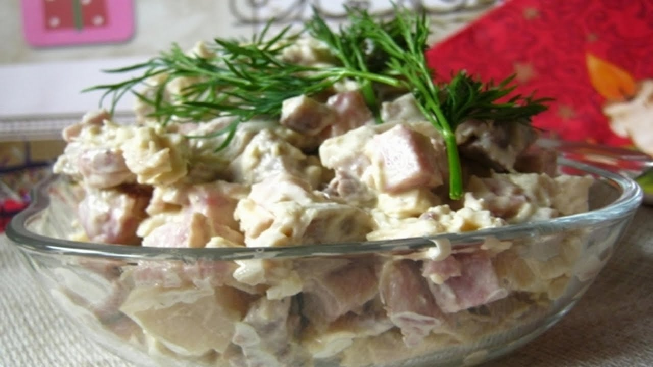 Если в вашей кулинарной книжке еще нет такого рецепта, то воспользуйтесь нашим мастер-классом, чтобы приготовить салат «дамский каприз».