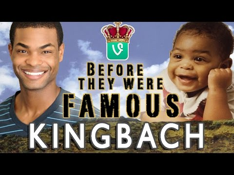 King Bach  Before They Were Famous  KINGBACH