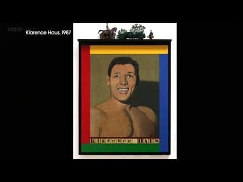 Pop Artist Peter Blake - Imaginary Wrestler Portraits