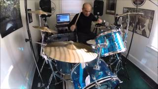 Vanilla Fudge - You Keep Me Hanging On Drum Cover