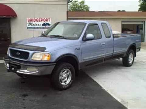 1997 ford f150 supercab 4x4 xlt youtube. Black Bedroom Furniture Sets. Home Design Ideas