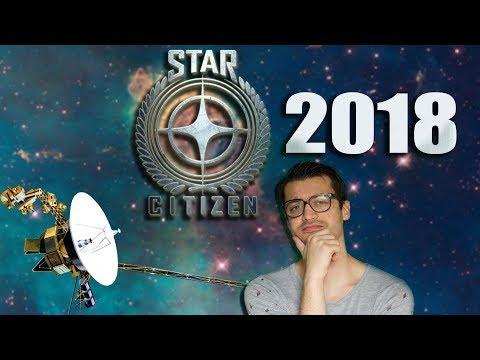 Star Citizen en 2018 / Sondes Voyager - Espace commentaire