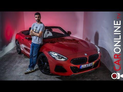 BMW Z4 M40i 2019   DIFERENTE do SUPRA [Review Portugal]
