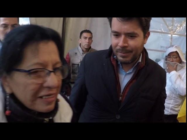 Entrevistas a la Presidenta de la CDHDF, Nashieli Ramírez Hernández