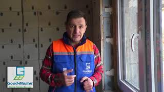 Окна в Энергосберегающий Дом - Какие Выбрать? Как Монтировать? Окно как Выбрать