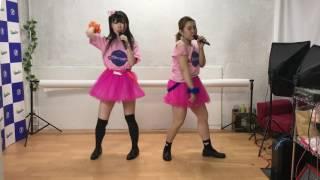 NEOMARYのダンス動画 愛踊祭2017課題曲「キューティーハニー」
