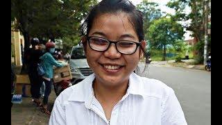 Nữ sinh khiếm thị từ chối đặc cách vào Đại học để tự thi