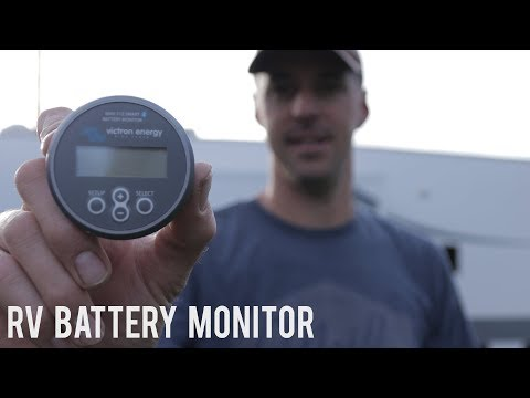 Updating Your Battery Monitor And Why You Should!