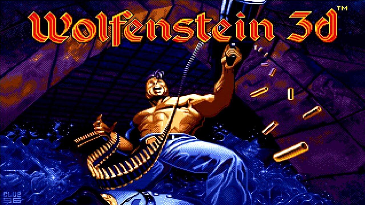 Wolfenstein 3d Hd Remastered Xbox 360 Gameplay First